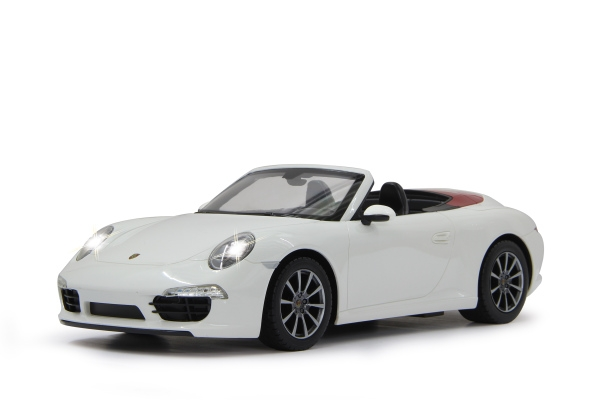 RC model JAMARA Porsche 911 Carrera 1:12 bílá S